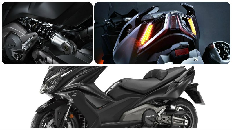 kymco ak550 collage 1
