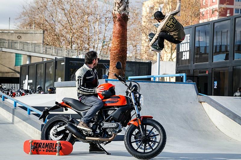 Ducati Scrambler Sixty2 presentacion