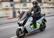 BMW C-Evolution 2017, disponible en dos versiones