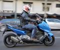 Prueba BMW C600 Sport: el megascooter más deportivo Imagen - 4