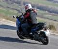Prueba BMW C600 Sport: el megascooter más deportivo Imagen - 8