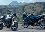Siete motos con doble vida: naked y carenada