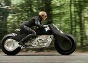 La moto del futuro: BMW Vision Next 100