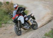 Probamos la Ducati Multistrada 1200 Enduro: off-road de altos vuelos
