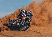 Comienza el Dakar 2017: así de espectacular