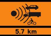Los 300 tramos de carretera más peligrosos de España y su nueva señalización