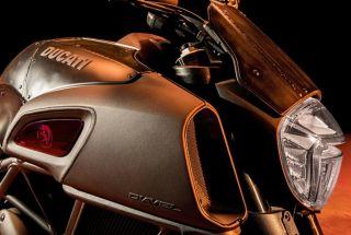 Ducati Diavel Diesel: moda brutal