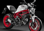 Ducati presenta la Monster 797 Plus