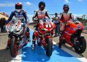 Track Day en Montmeló de Ducati con Rubén Xaus