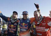 El increíble podio de Gerard Farrés en el Dakar