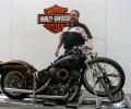 Aparece en Canadá una Harley arrastrada por el tsunami de Japón Imagen - 4