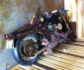 Aparece en Canadá una Harley arrastrada por el tsunami de Japón Imagen - 1