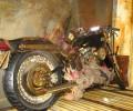 Aparece en Canadá una Harley arrastrada por el tsunami de Japón Imagen - 3