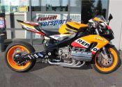 Honda CBR1800RR: tu moto se ha comido mi Goldwing