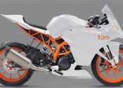 KTM lanzará sus deportivas RC125/RC200/RC390