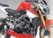 Así podría ser la Suzuki GSR1000 2015
