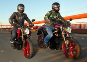 Nueva gama Zero Motorcycles 2013