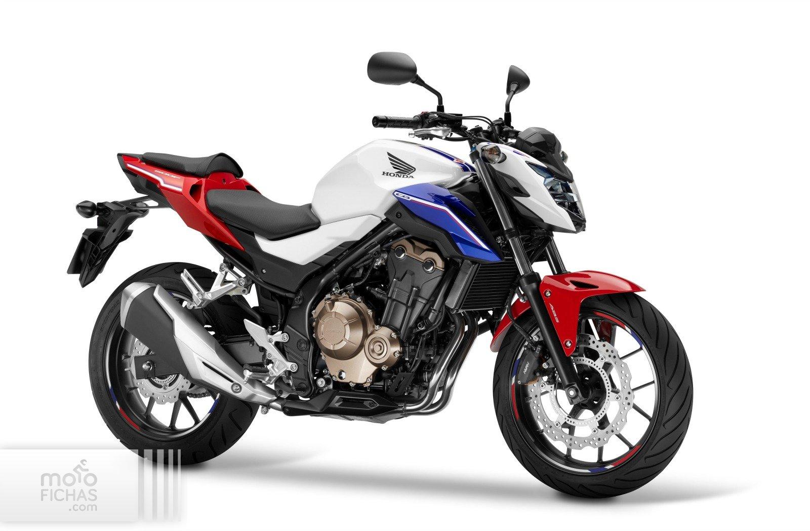Fotos: Honda CB500F, CB500X y CB500R toda la gama se