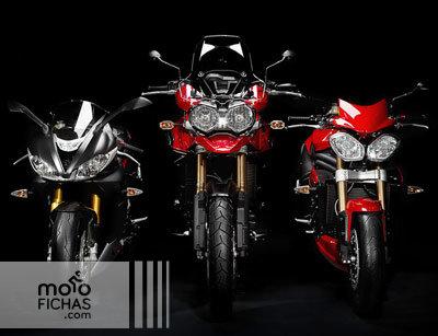 Triumph suma vivos colores a su gama 2015 for Gama de colores vivos