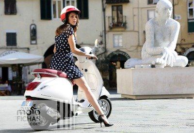 vespa happy days 2016