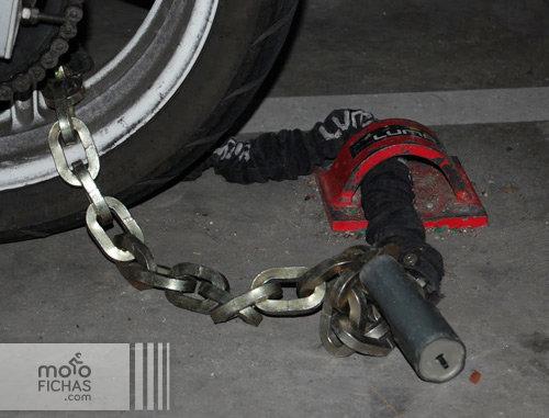 Robos de motos que no te la levanten - Antirrobo moto garaje ...