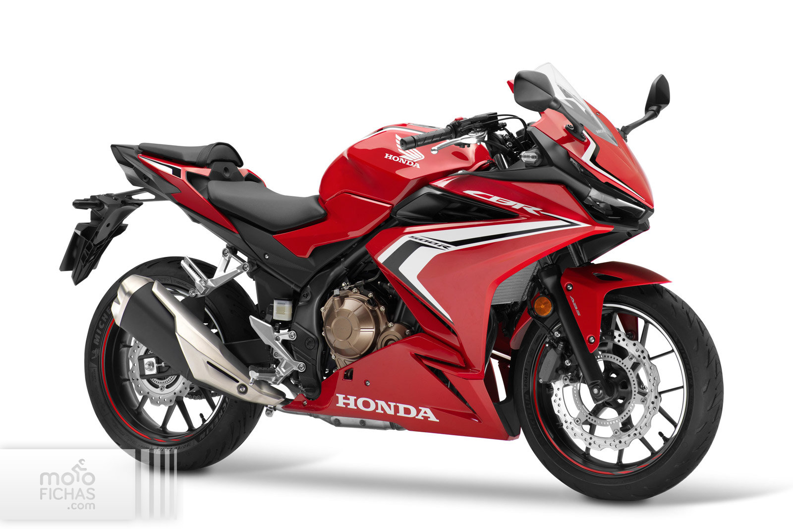 Honda Cbr500r 2019 Precio Ficha Opiniones Y Ofertas