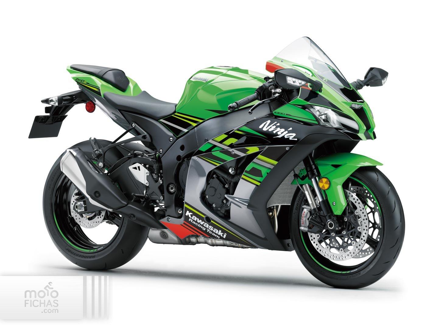 Kawasaki Ninja ZX-10R/RR/SE 2019 precio ficha opiniones y