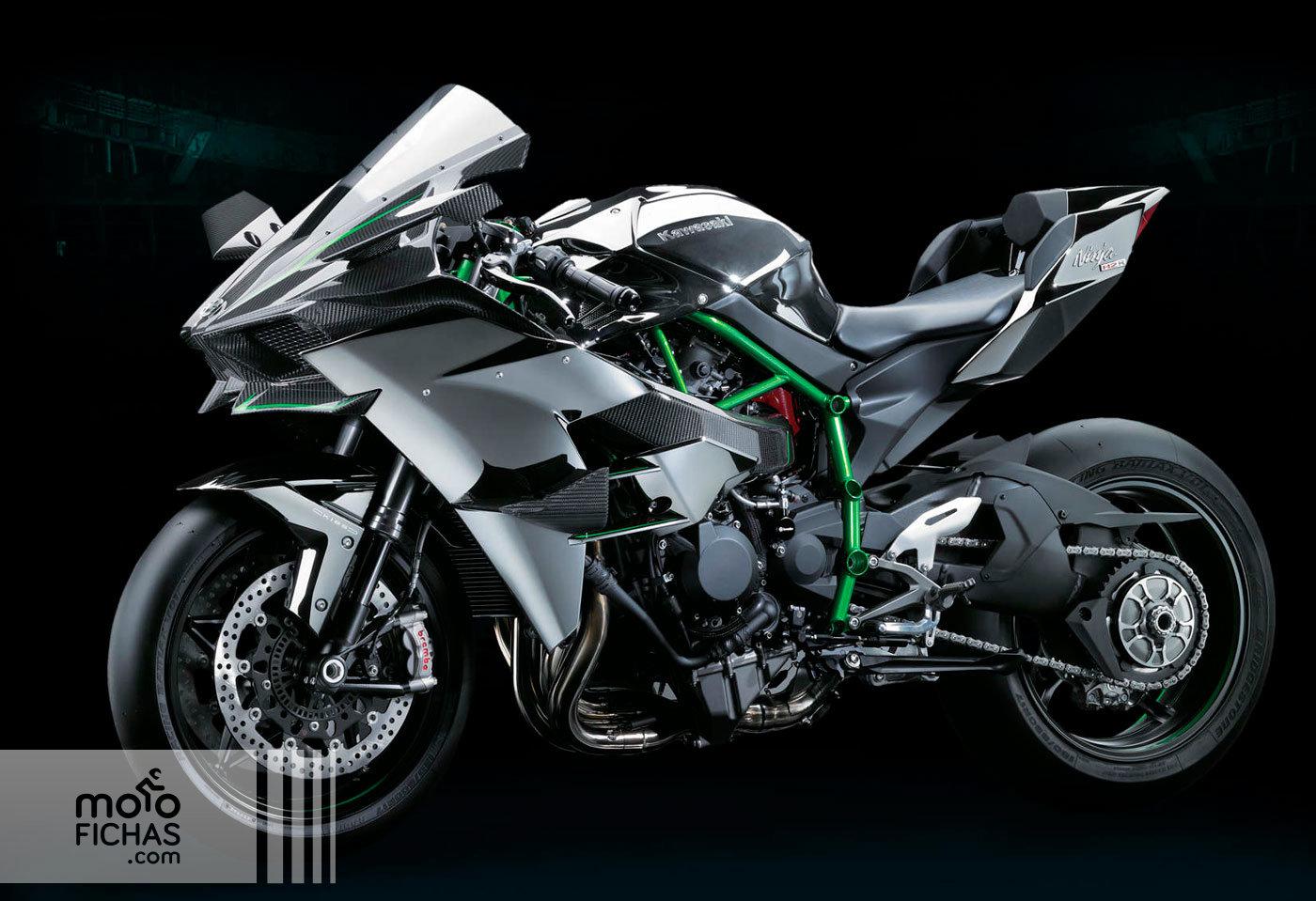 Kawasaki Ninja H2r 2015 2018 Precio Ficha Opiniones Y Ofertas