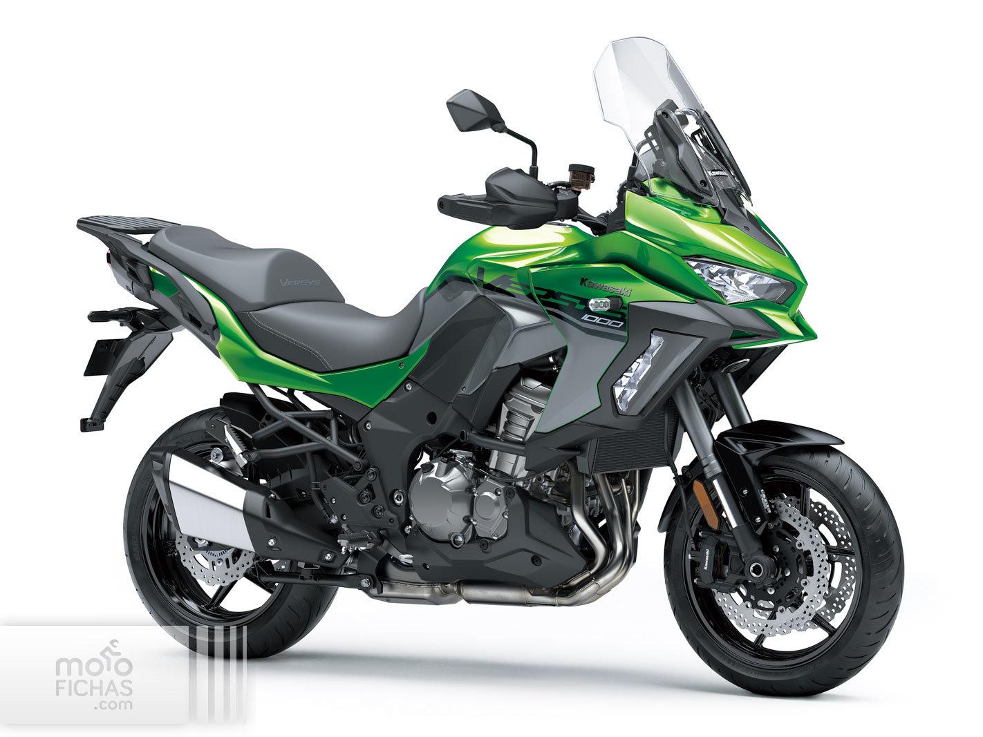 Kawasaki Versys 1000se 2019 Precio Ficha Opiniones Y Ofertas