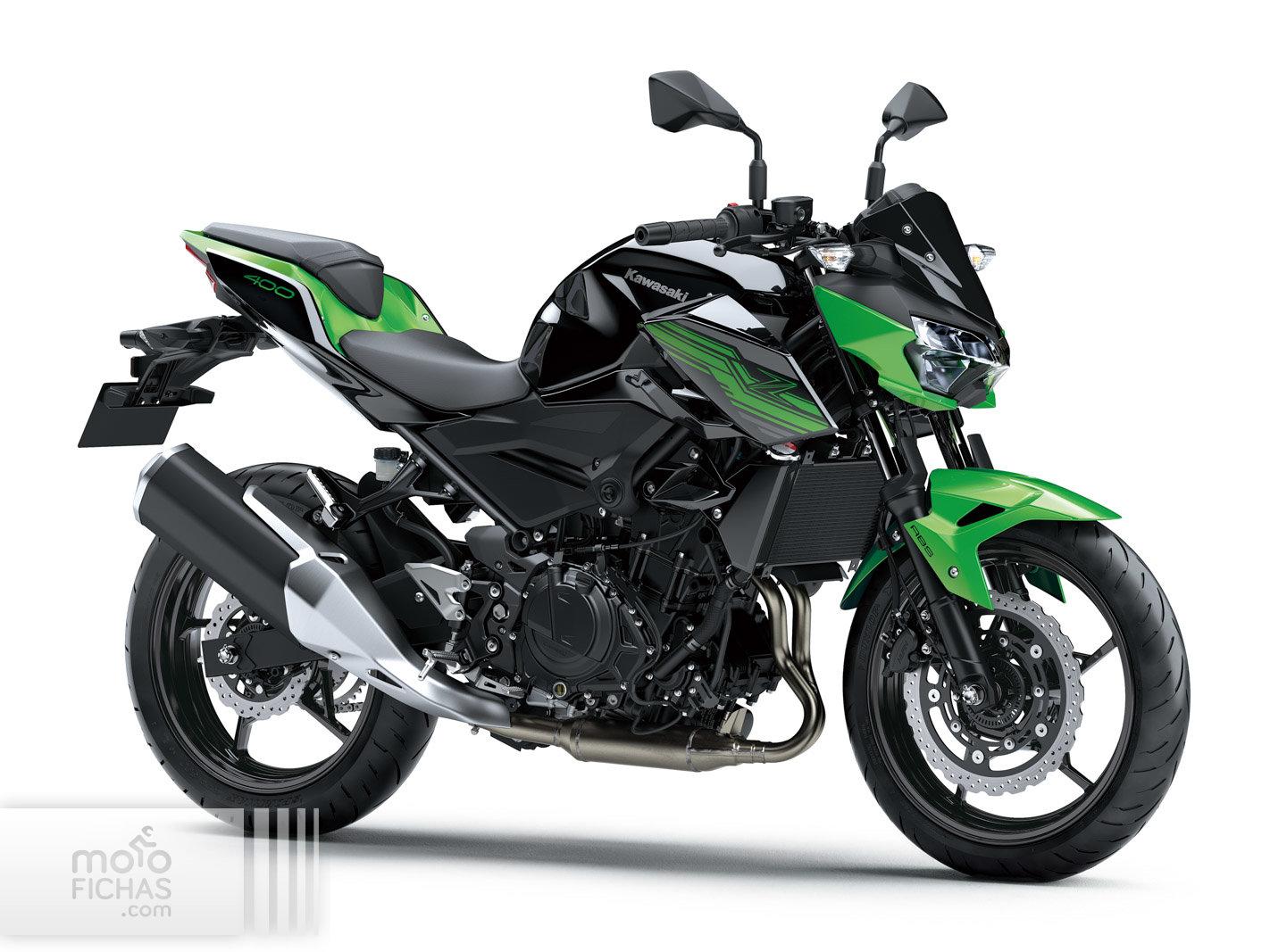 Kawasaki Z400 2019 Precio Ficha Opiniones Y Ofertas
