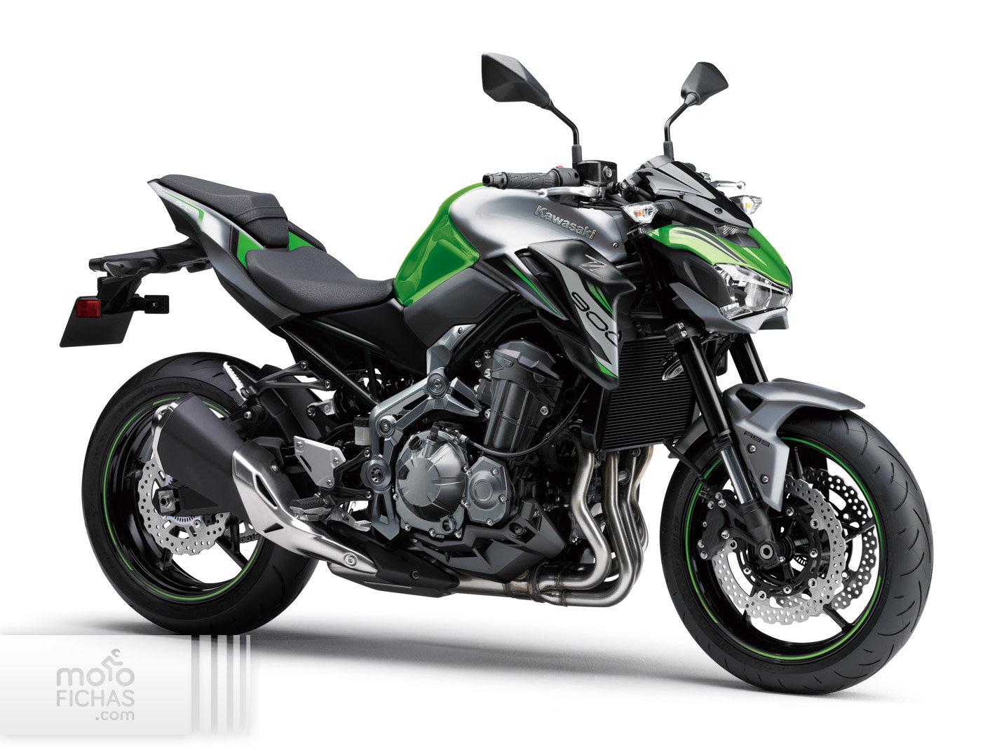 Kawasaki Z900a2 2019 Precio Ficha Opiniones Y Ofertas