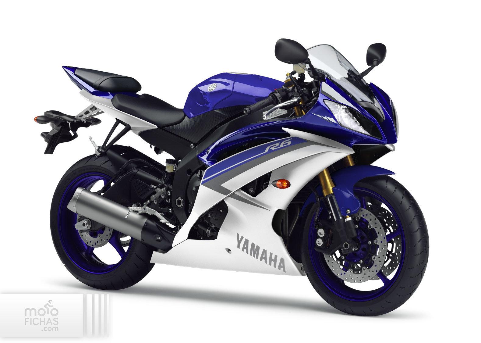 Yamaha YZF-R6 precio ficha opiniones y ofertas
