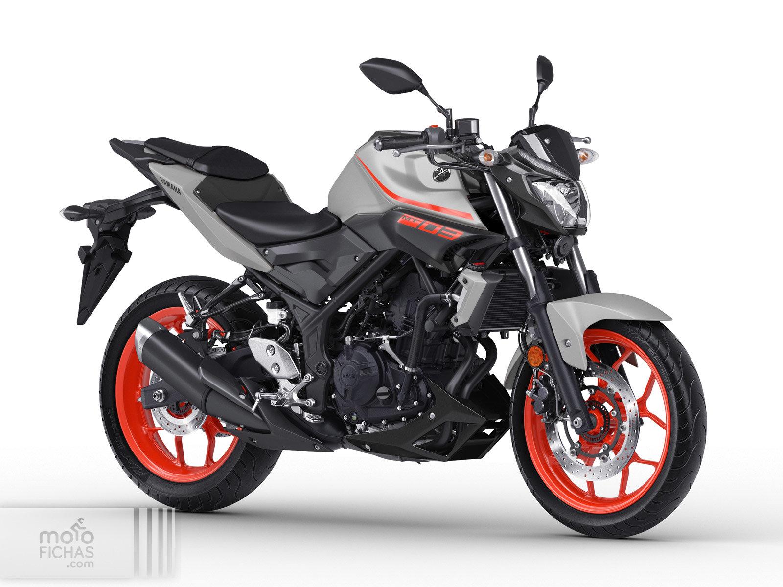 Yamaha Mt 03 2018 2019 Precio Ficha Opiniones Y Ofertas