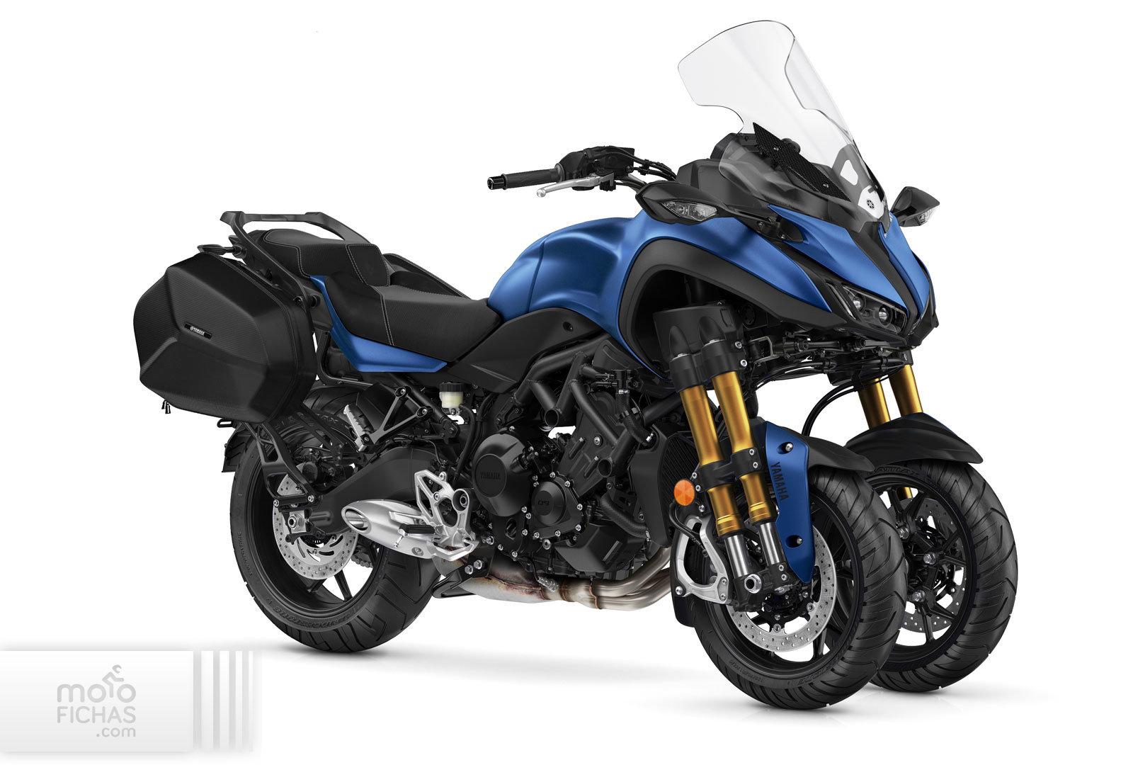 Yamaha Niken Gt 2019 Precio Ficha Opiniones Y Ofertas