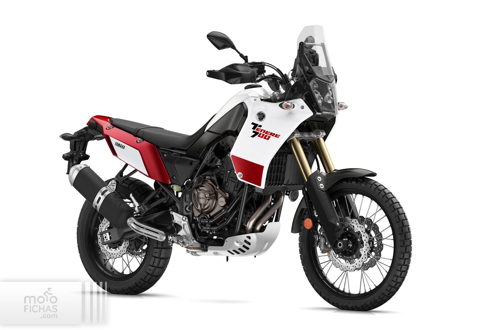 Yamaha Tenere 700 2019 Precio Ficha Opiniones Y Ofertas