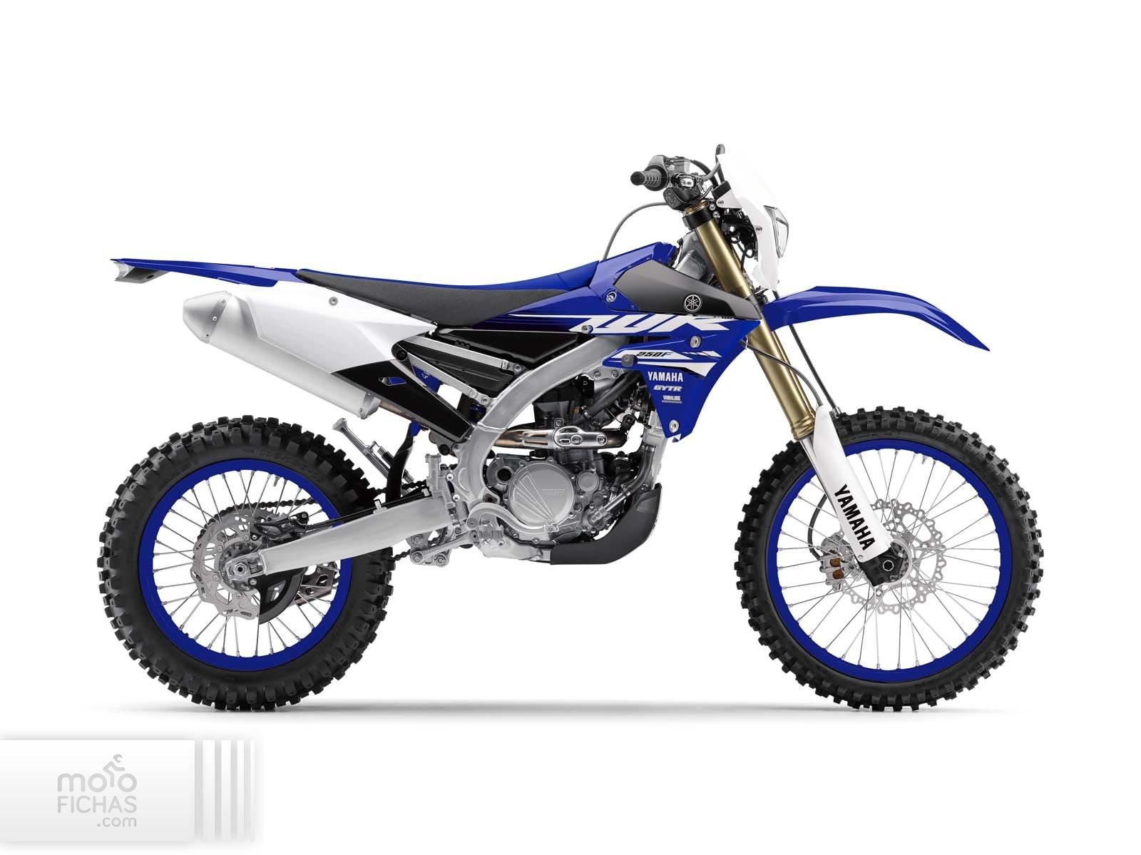 Yamaha Wr250f 2018 Precio Ficha Opiniones Y Ofertas