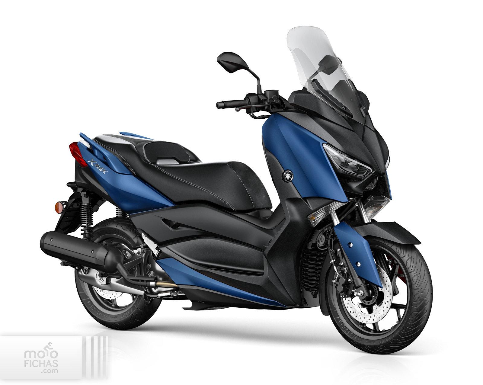 moto yamaha x max 125 precio