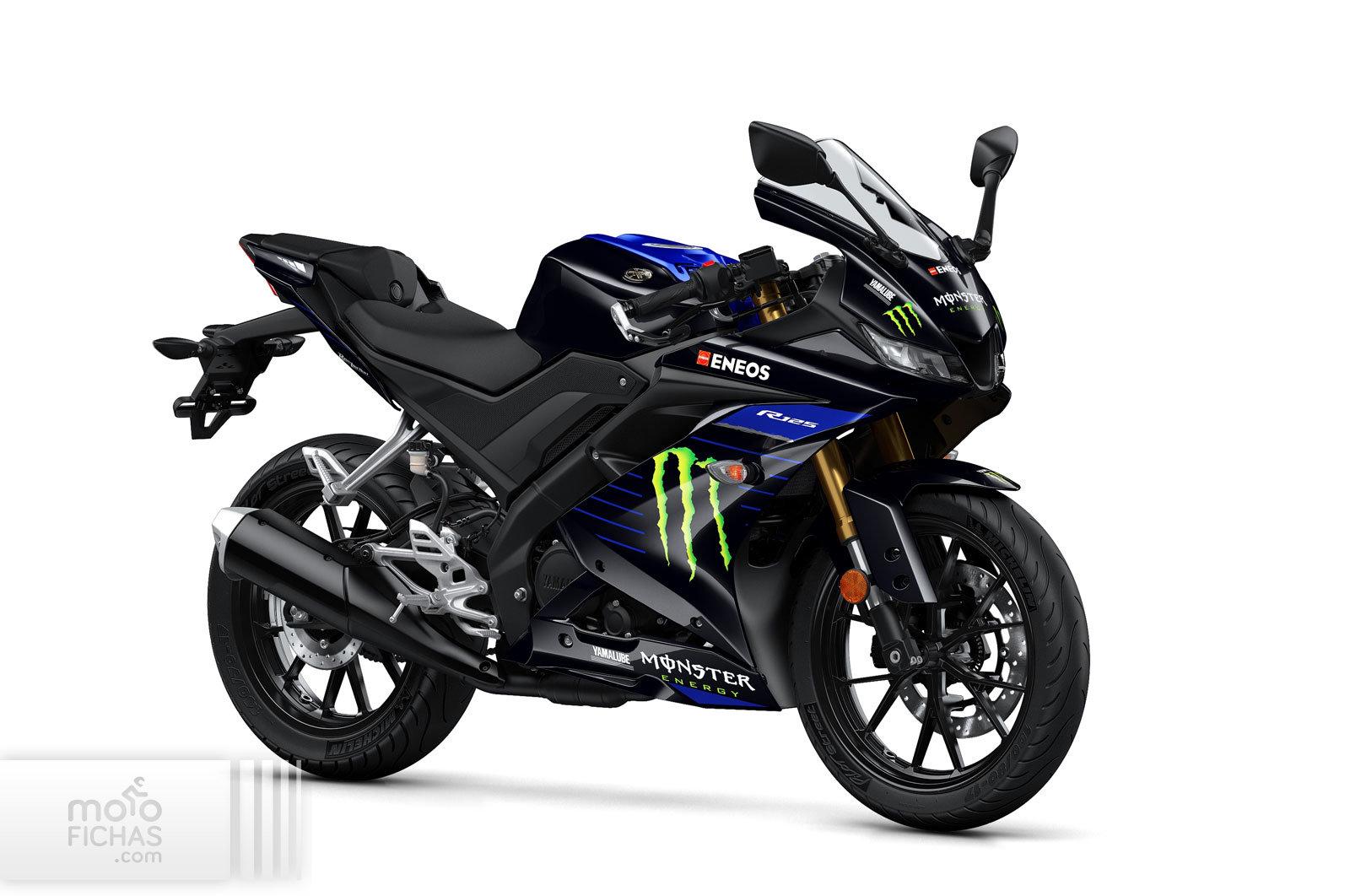 Yamaha Yzf R125 2019 Precio Ficha Opiniones Y Ofertas