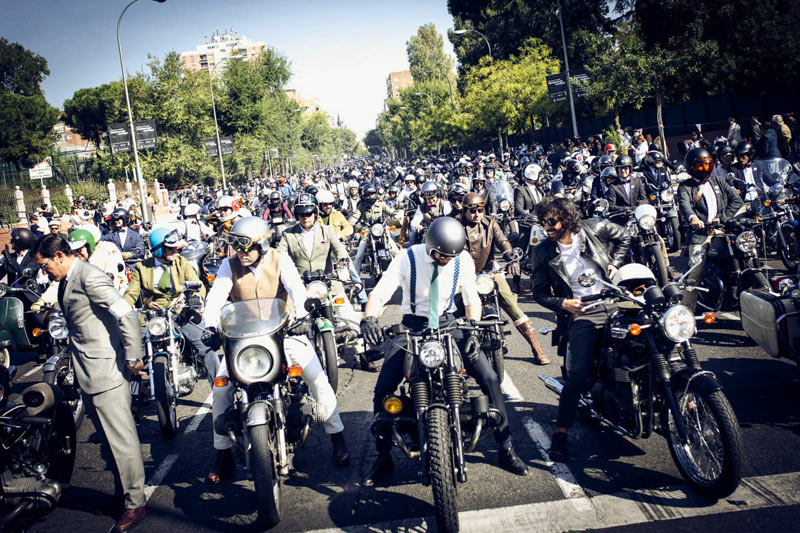 distinguished gentlemans ride 2018 noticia
