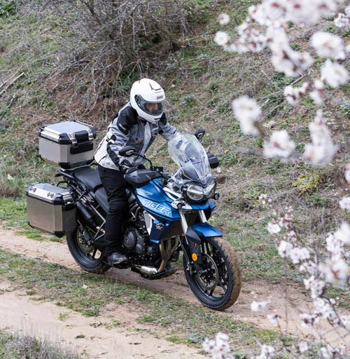 triumph tiger 800 xrt 2018 accion off road