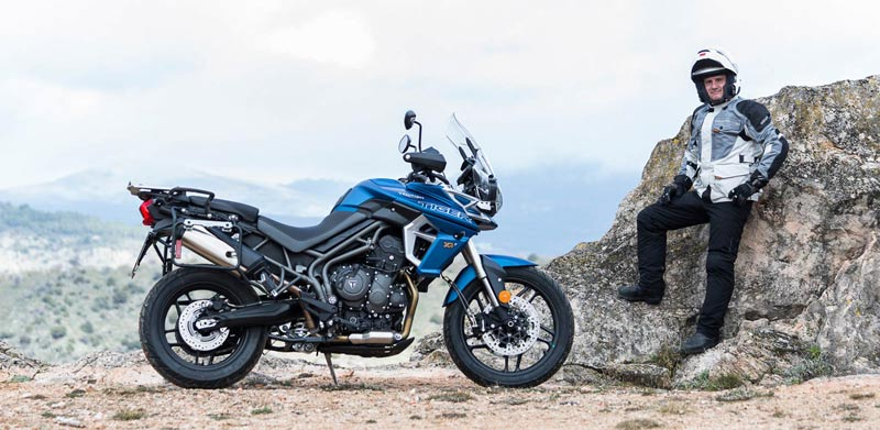 triumph tiger 800 xrt 2018 opinion valoracion