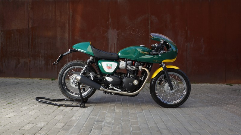 triumph garage the icon noticia 1