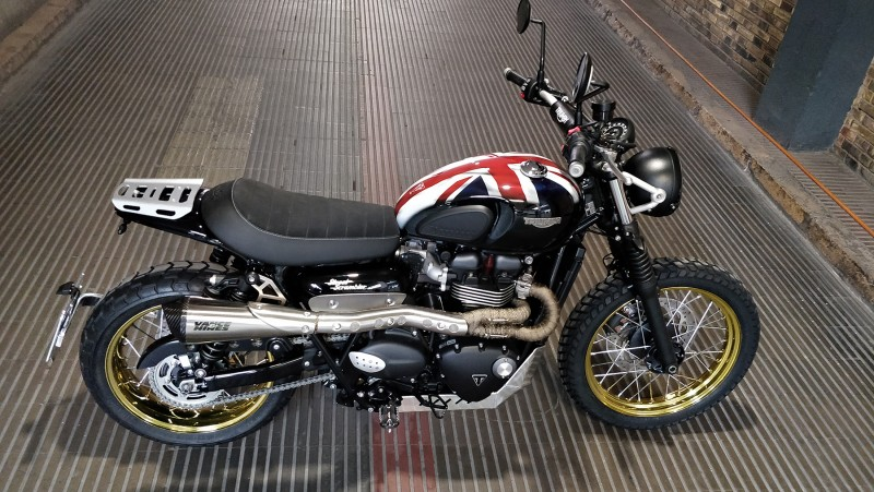 triumph garage the icon noticia 2