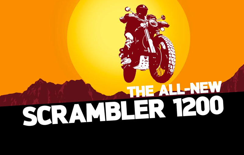 triumph scrambler 1200 video noticia teaser
