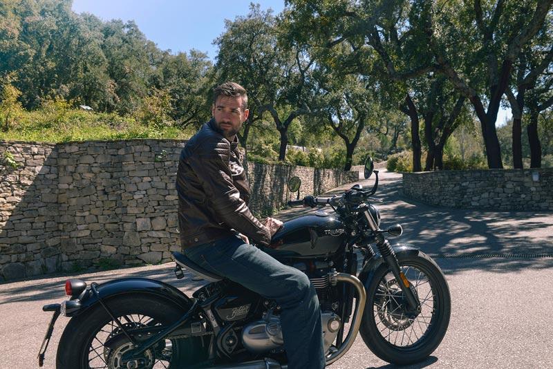 a0d65f0b871 Moda retro  claves vintage para ir a la última en moto