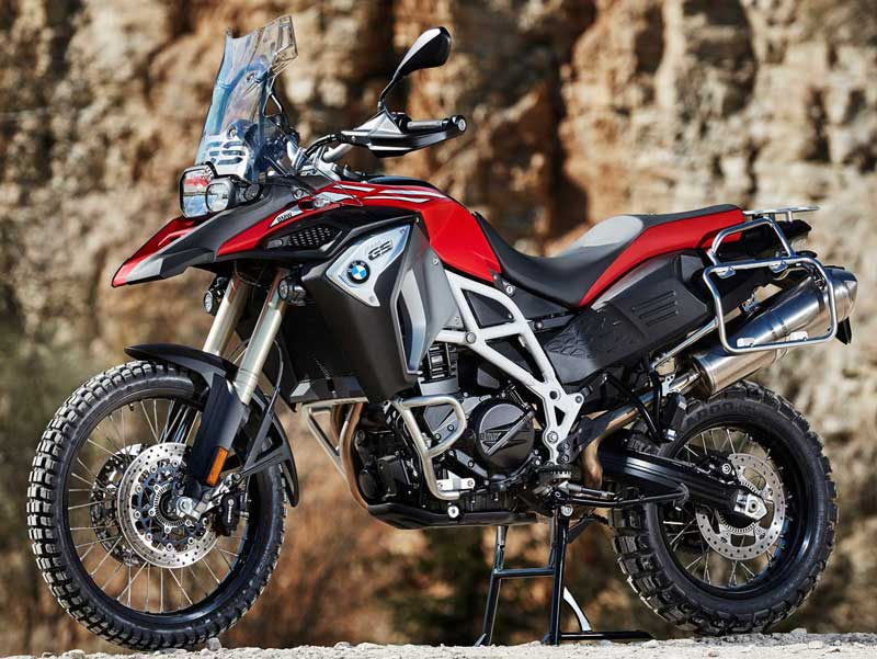 bmw f 800 gs adventure promo