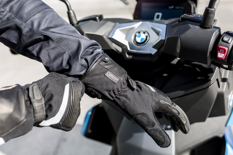 guantes gore equipamiento urban bmw scooter 2019