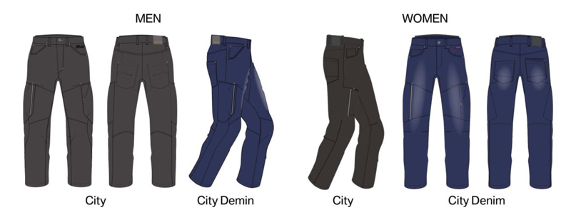 pantalon bmw city denim 2016