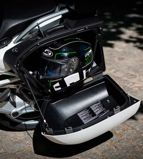 bmw r1200rt 2017 maleta