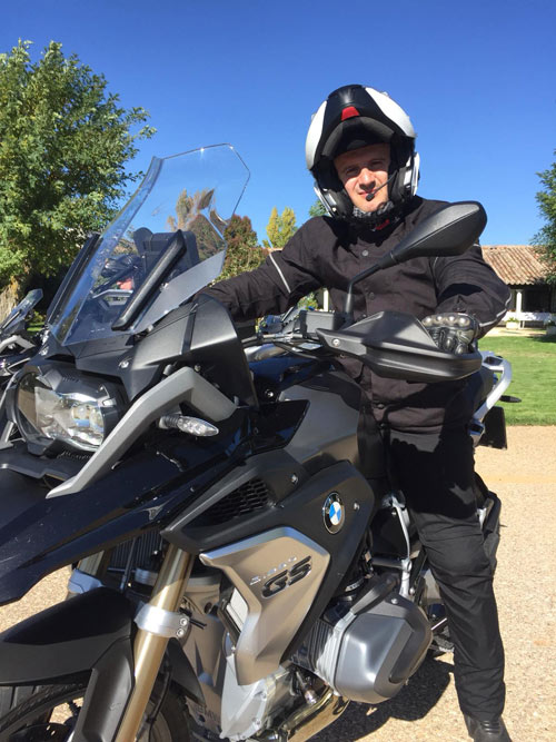 prueba bmw r 1250 gs 2019 opinion